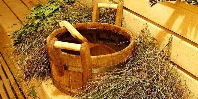 кадка для бани