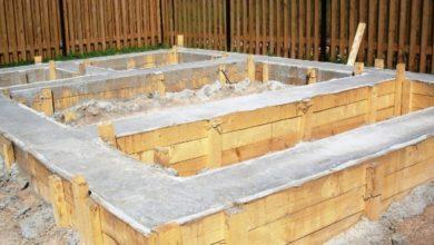 Photo of Ленточный фундамент для бани своими руками