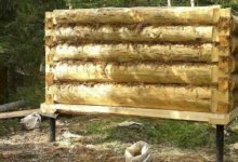 Photo of Как сделать фундамент для бани на сыром месте?