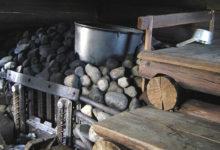 Photo of Печь для бани по чёрному: особенности конструкции