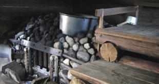 Печь для бани по черному