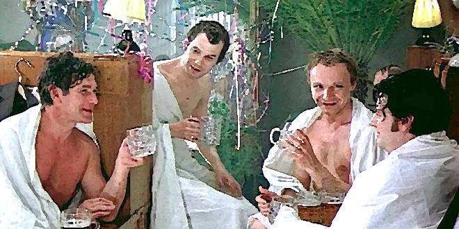 Разговоры в бане