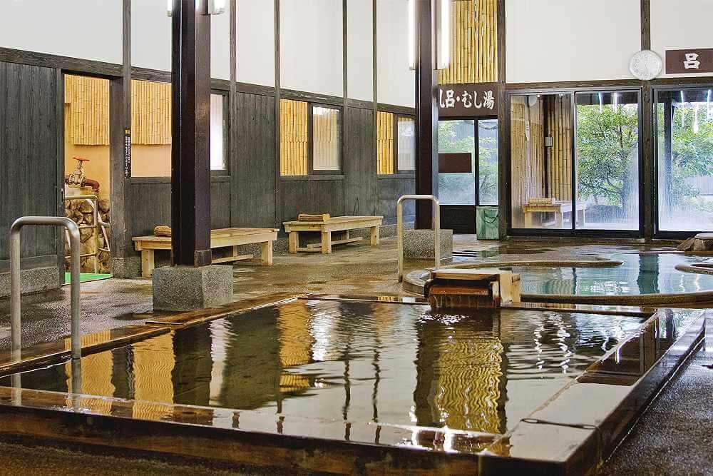 Хётан onsen