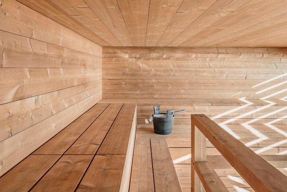Парная в loyly-sauna