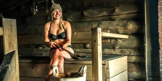 Традиции финской сауны