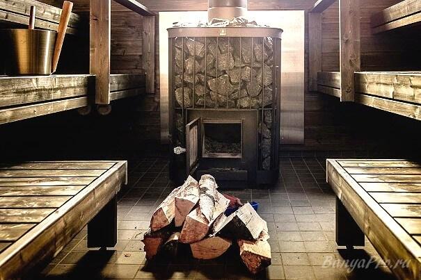 Парная в бане